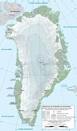 Carte de l'inslandis du Groenland. Source : http://data.abuledu.org/URI/5215033a-carte-de-l-inslandis-du-groenland