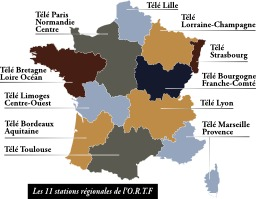 Carte de l'ORTF. Source : http://data.abuledu.org/URI/51ce1760-carte-de-l-ortf