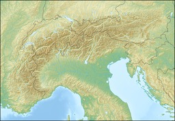 Carte des Alpes. Source : http://data.abuledu.org/URI/5070ae4e-carte-des-alpes