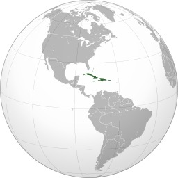 Carte des Antilles. Source : http://data.abuledu.org/URI/52592e5d-carte-des-antilles