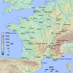 Carte des grandes villes de France. Source : http://data.abuledu.org/URI/522eef11-carte-des-grandes-villes-de-france