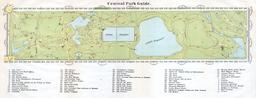 Carte du jardin public de Central Park à New York en 1866. Source : http://data.abuledu.org/URI/53f506f0-carte-du-jardin-public-de-central-park-a-new-york-en-1866-