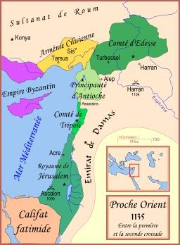 Carte du Levant en 1135. Source : http://data.abuledu.org/URI/51f2ff32-carte-du-levant-en-1135