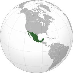 Carte du Mexique. Source : http://data.abuledu.org/URI/525a8808-carte-du-mexique
