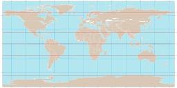 Carte du monde avec plusieurs parallèles. Source : http://data.abuledu.org/URI/56c60648-carte-du-monde-avec-plusieurs-paralleles