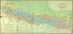 Carte géologique des Pyrénées. Source : http://data.abuledu.org/URI/54146347-carte-geologique-des-pyrenees
