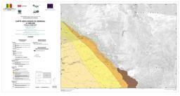 Carte géologique du Nord-Est du Sénégal. Source : http://data.abuledu.org/URI/54858804-carte-geologique-du-nord-est-du-senegal