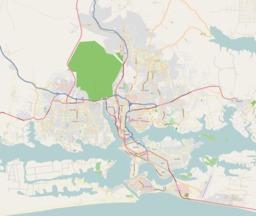 Carte OSM d'Abidjan. Source : http://data.abuledu.org/URI/508d0b4f-carte-osm-d-abidjan