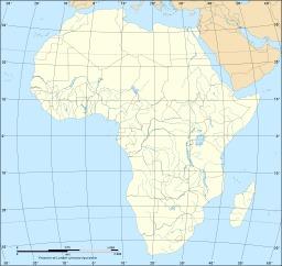 Carte vierge de l'Afrique politique en 2011. Source : http://data.abuledu.org/URI/51d3bae1-carte-vierge-de-l-afrique-politique-en-2011