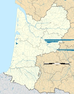 Carte vierge de l'Aquitaine. Source : http://data.abuledu.org/URI/56587ddc-carte-vierge-de-l-aquitaine