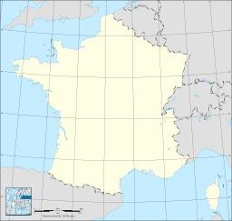 Carte vierge de la France. Source : http://data.abuledu.org/URI/5074a47b-carte-vierge-de-la-france