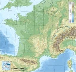 Carte vierge de la France avec régions. Source : http://data.abuledu.org/URI/5074a2b6-carte-vierge-de-la-france-avec-regions