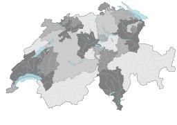 Carte vierge des 26 cantons suisses. Source : http://data.abuledu.org/URI/50773037-carte-vierge-des-26-cantons-suisses