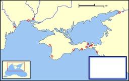Carte vierge des anciennes colonies grecques. Source : http://data.abuledu.org/URI/508fbebb-carte-vierge-des-anciennes-colonies-grecques