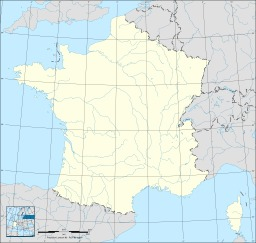 Carte vierge du réseau hydrographique français. Source : http://data.abuledu.org/URI/5276a1c5-carte-vierge-du-reseau-hydrographique-francais