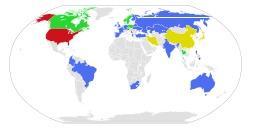 Cartographie de la date dans le monde. Source : http://data.abuledu.org/URI/5336bc10-cartographie-de-la-date-dans-le-monde