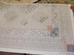 Carton de tapis iranien. Source : http://data.abuledu.org/URI/53ae811c-carton-de-tapis-iranien