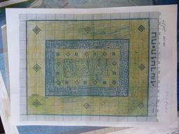Carton de tapis iranien. Source : http://data.abuledu.org/URI/53ae85a1-carton-de-tapis-iranien