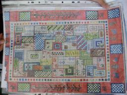 Carton de tapis iranien. Source : http://data.abuledu.org/URI/53ae870c-carton-de-tapis-iranien