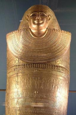 Cartonnage de momie. Source : http://data.abuledu.org/URI/52ea6307-cartonnage-de-momie