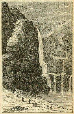 Cascade de Gavarnie. Source : http://data.abuledu.org/URI/524dd04b-cascade-de-gavarnie