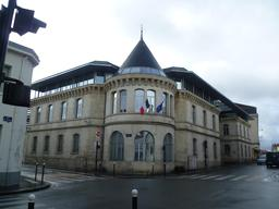 Caserne Boudet à Bordeaux. Source : http://data.abuledu.org/URI/56d1658a-caserne-boudet-a-bordeaux