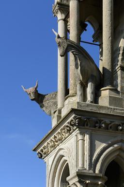Cathédrale de Laon. Source : http://data.abuledu.org/URI/5652cca3-cathedrale-de-laon
