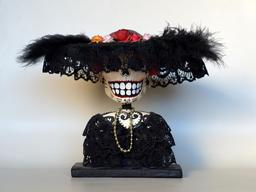 Catrina mexicaine. Source : http://data.abuledu.org/URI/56320b49-catrina-mxicaine