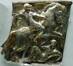 Cavaliers étrusques au repoussé. Source : http://data.abuledu.org/URI/5120fb9d-cavaliers-etrusques-au-repousse