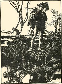 Celui qui parlait le langage des grenouilles. Source : http://data.abuledu.org/URI/5639cf44-celui-qui-parlait-le-langage-des-grenouilles