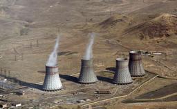 Centrale nucléaire de Metsamor. Source : http://data.abuledu.org/URI/51c22682-centrale-nucleaire-de-metsamor