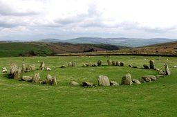 Cercle de pierres. Source : http://data.abuledu.org/URI/50328191-cercle-de-pierres
