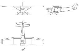 Cessna 172. Source : http://data.abuledu.org/URI/53a9a057-cessna-172