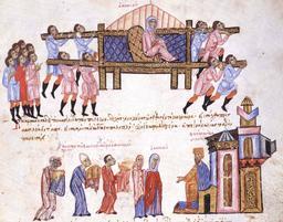Chaise à porteurs médiévale. Source : http://data.abuledu.org/URI/5210716c-chaise-a-porteurs-medievale