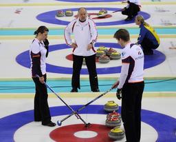 Champions du monde hongrois de curling. Source : http://data.abuledu.org/URI/5885255b-champions-du-monde-hongrois-de-curling