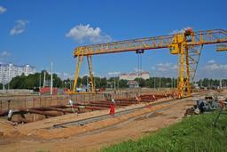 Chantier du métro à Minsk en Biélorussie. Source : http://data.abuledu.org/URI/58d022bf-chantier-du-metro-a-minsk-en-bielorussie
