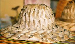 Chapeau congolais. Source : http://data.abuledu.org/URI/51fa916d-chapeau-congolais