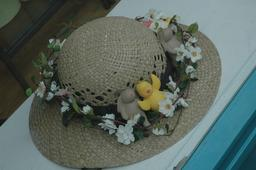 Chapeau de Pâques. Source : http://data.abuledu.org/URI/51fa926a-chapeau-de-paques