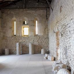 Chapelle de Loupiac-33. Source : http://data.abuledu.org/URI/599ab3f4-chapelle-de-loupiac-33