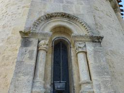 Chapiteaux de Saint-Seurin d'Artigues. Source : http://data.abuledu.org/URI/5827975a-chapiteaux-de-saint-seurin-d-artigues-