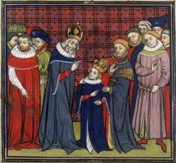 Charlemagne et Louis le Pieux. Source : http://data.abuledu.org/URI/50eacc81-charlemagne-et-louis-le-pieux