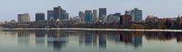 Charles River à Boston en janvier. Source : http://data.abuledu.org/URI/54da7fae-charles-river-a-boston-en-janvier