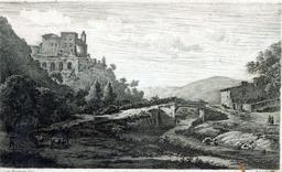 Chartreuse de Châteauneuf en 1789. Source : http://data.abuledu.org/URI/53b13caf-chartreuse-de-chateauneuf-en-1789