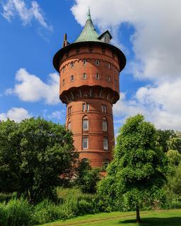 Château d'eau de Cuxhaven. Source : http://data.abuledu.org/URI/58cec86e-chateau-d-eau-de-cuxhaven