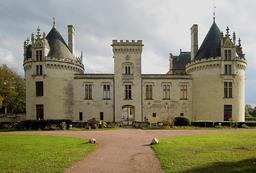 Château de Brézé. Maine-et-Loire, France.. Source : http://data.abuledu.org/URI/52bc547f-chateau-de-breze-maine-et-loire-france-