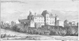 Château de Cadillac. Source : http://data.abuledu.org/URI/501cdb4a-chateau-de-cadillac