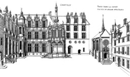 Château de Chantilly. Source : http://data.abuledu.org/URI/532eb7be-chateau-de-chantilly