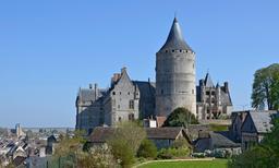 Château de Châteaudun. Source : http://data.abuledu.org/URI/5565f87d-chateau-de-chateaudun