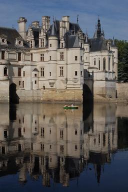 Chateau de Chenonceau. Source : http://data.abuledu.org/URI/5854770e-chateau-de-chenonceau