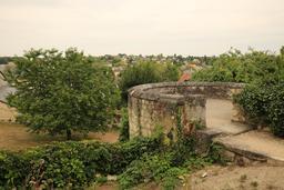 Château de Sainte-Maure-de-Touraine. Source : http://data.abuledu.org/URI/55dd8c25-chateau-de-sainte-maure-de-touraine
